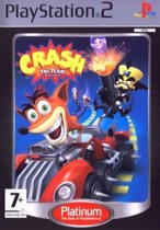 Crash, Tag Team Racing (Platinum)  PS2