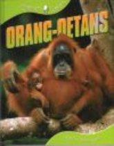 Dieren leven - Orang Oettangs