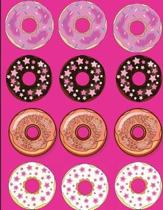 My Donuts Notebook
