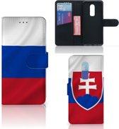 Bookstyle Case OnePlus 6 Slowakije
