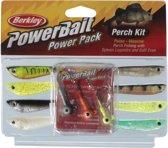 Berkley Powerbait Perch Pro Pack 1 - Assorti
