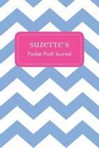 Suzette's Pocket Posh Journal, Chevron