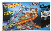 Hot Wheels - Gemotoriseerde Mega Garage