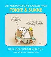 Fokke & Sukke - De historische canon van Fokke & Sukke