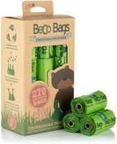 Beco Pets Afbreekbare Hondenpoep Zakjes - 270 stuk