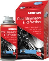 Mothers Wax Odor Eliminator & Refresher - New Car Scent