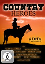 Country Heroes -4Dvd-