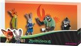 Walt Disney Zootropolis Gift Box 4 pcs