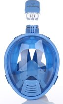 Atlantis 2.0 Full Face Mask Kids - Snorkelmasker - Blauw