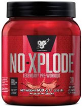 BSN|N.O. XPLODE 3.0|Pre-workout|600 gram|Fruit punch