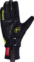 Roeckl Rebelva fietshandschoenen geel/zwart Handschoenmaat 10,5