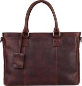 BURKELY Antique Avery Workbag 13,3 bruin