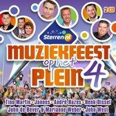 CD cover van Muziekfeest Op Het Plein Deel 4