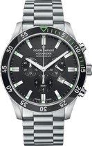 Claude bernard aquarider 10223 3NVM NV Mannen Quartz horloge