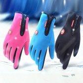 Luxe Waterdichte Touchscreen Handschoenen - Zwart M