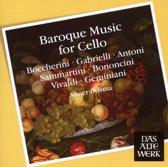 Anner Bylsma - Baroque Music For Cello