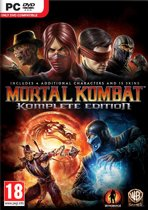 Mortal Kombat - Komplete Edition - Windows