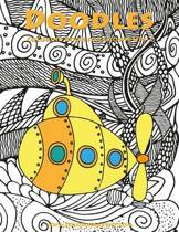 Doodles Coloring Book for Grown-Ups 2