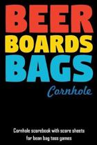 Beer Boards Bags Cornhole