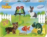 Hama Midi Strijkkralen Cadeaset Huisdieren