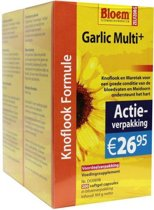 Bloem Garlic Multi+ - 200 capsules - Voedingssupplement