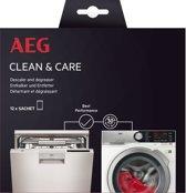 AEG A6WMDW12 Clean & Care - Wasmachine en Vaatwasserreiniger