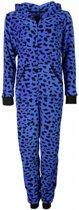 Irresistible Dames Onesie Pyjama Blauw IRPYD2610A Maten: L