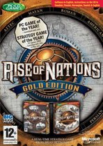 Rise of Nations Gold (Rise of Nations + Thrones & Patriots (Add-On) - Windows