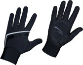 Rogelli Burlington - Fietshandschoenen - Unisex - Zwart - Maat M
