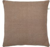 Kussenhoes Tolowa 45x45 cm taupe