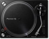 Pioneer PLX-500 Direct drive DJ turntable Zwart