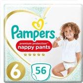 Pampers Premium Protection Pants Luierbroekjes - Maat 6 - 56 Stuks