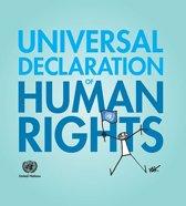Universal Declaration of Human Rights: Illustrated by Yacine Aït Kaci (YAK)