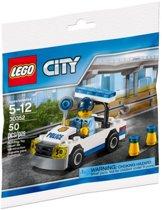 LEGO City Politiewagen - 30352