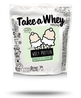 Take a Whey WHEY PROTEIN - White Chocolate Cupcake