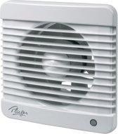 Plieger Ventilator met Timer - 185 m³ x ø 125 mm - Wit