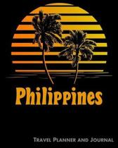 Philippines Travel Planner and Journal