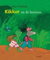 Boek cover Kikker - Kikker En De Horizon van Max Velthuijs (Hardcover)