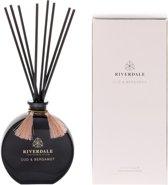 Riverdale Geurstokjes Boutique roze - Citrus Fruitig - 90ml