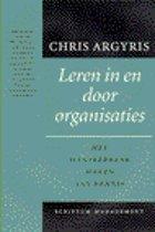 Leren in en door organisaties