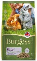 Burgess excel rabbit light konijnenvoer 2 kg