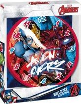 Avengers wand klok (analoog)
