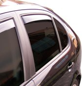 ClimAir Windabweiser Master Dark (Hinten) Chevrolet Captiva/Opel Antara 5-türer 2006-