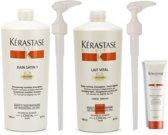 SOS Kérastase droog haar pakket XL (normaal)
