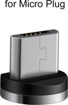 - E360 losse magnetische plug geschikt voor USB-Micro mobiele telefoon magnetisch oplader - plug/adapter voor