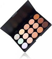Concealer & Foundation Palette 15 Kleuren