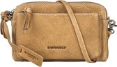 BURKELY Antique Avery Mini Bag Schoudertas Taupe 871856