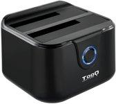 TooQ TQDS-802 Zwart