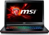 MSI GE72 6QD-019NL - Gaming Laptop