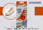 Shoeps Elastische Veters Dutch Orange